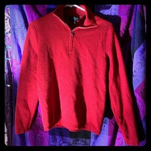 Banana Republic Half Zip Pullover Sweater